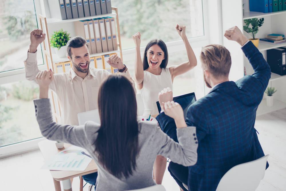 Cómo impulsar al personal en la empresa