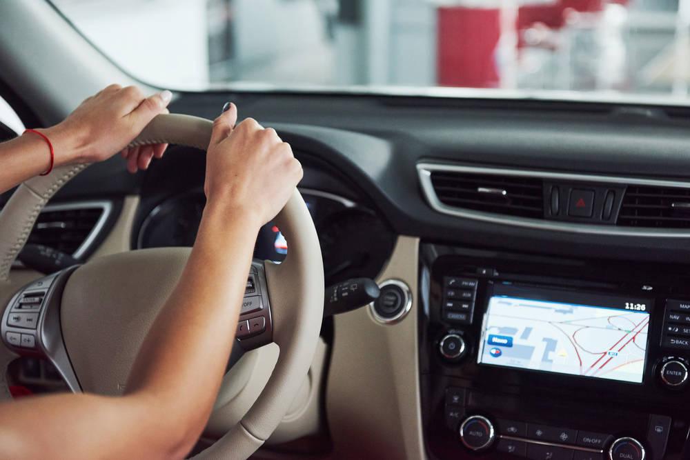 Mouronte, la experiencia al volante