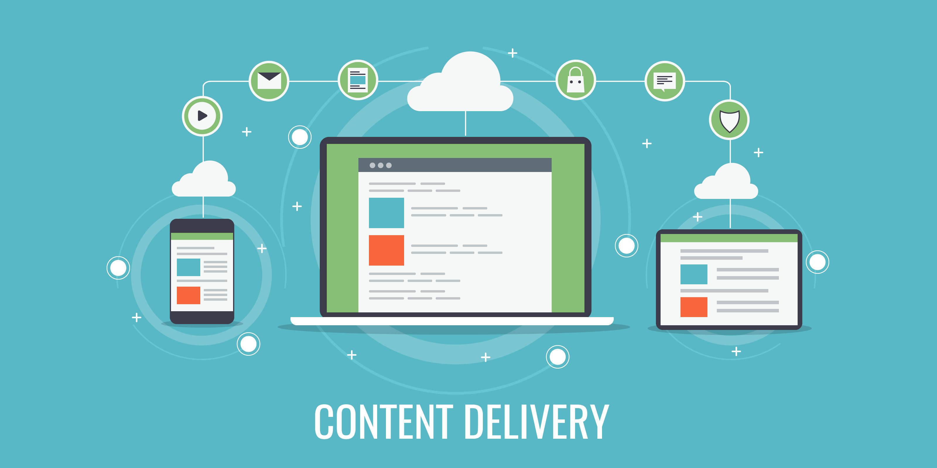 Cómo conseguir una Web más rápida con el sistema CDN