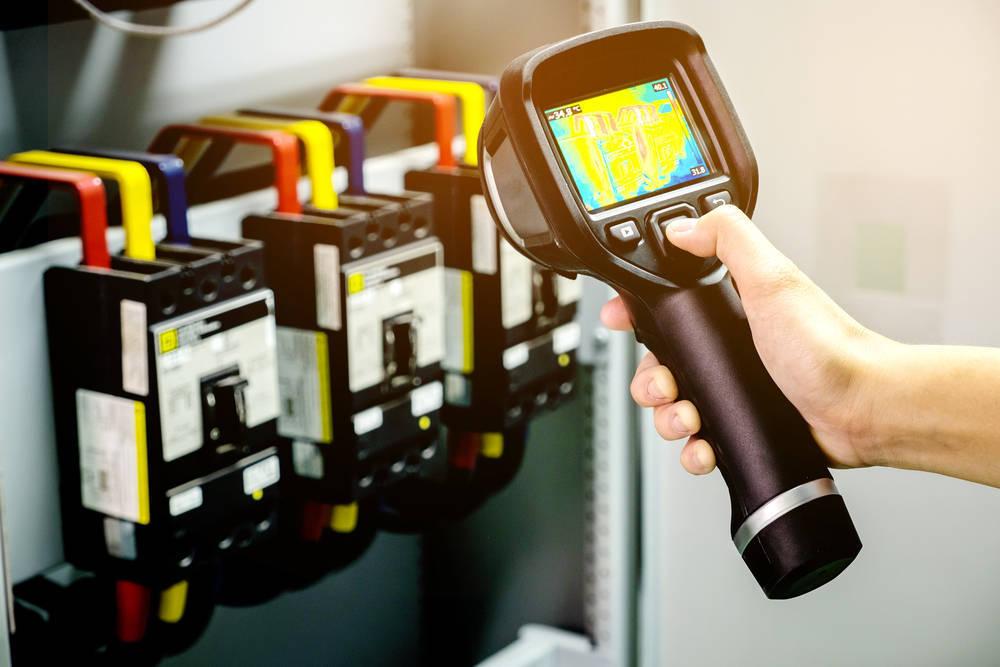 El negocio de las cámaras termógraficas