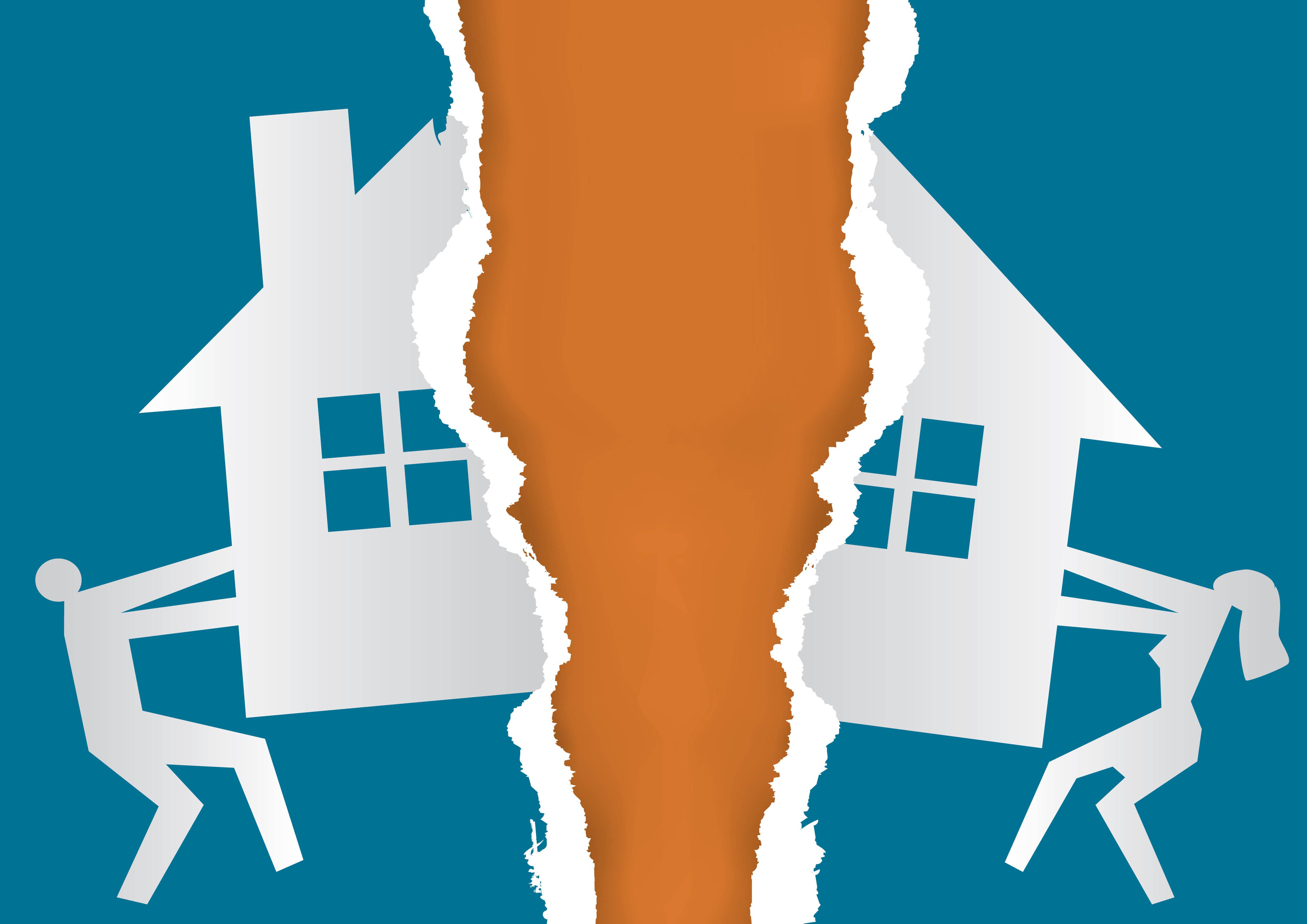 ¿Es posible la modificación de la división horizontal de un edificio?
