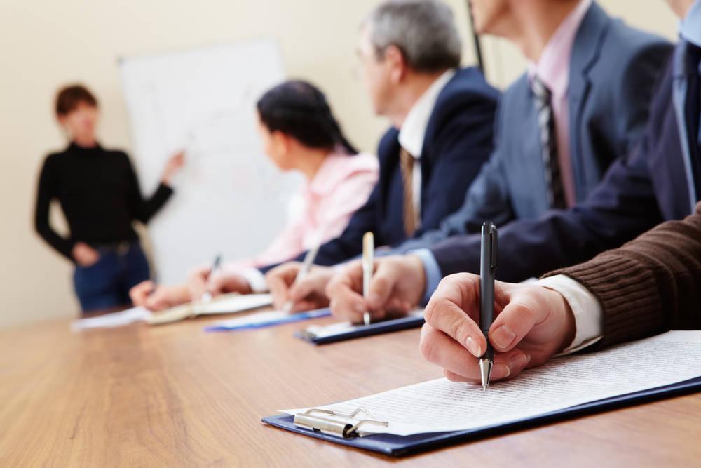 Cursos de formación para empleados