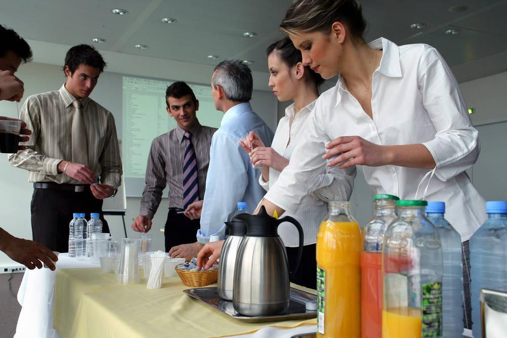 Ofrece desayunos a tus trabajadores para mejorar su productividad