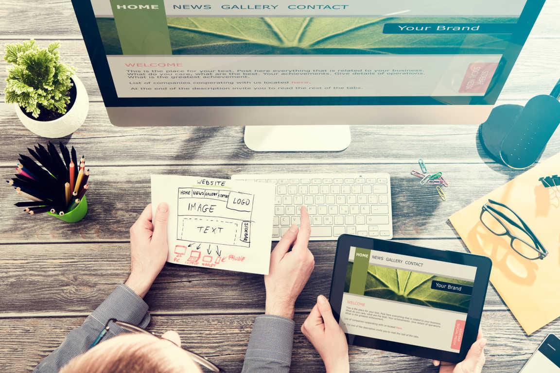 El diseño web en la empresa de hoy