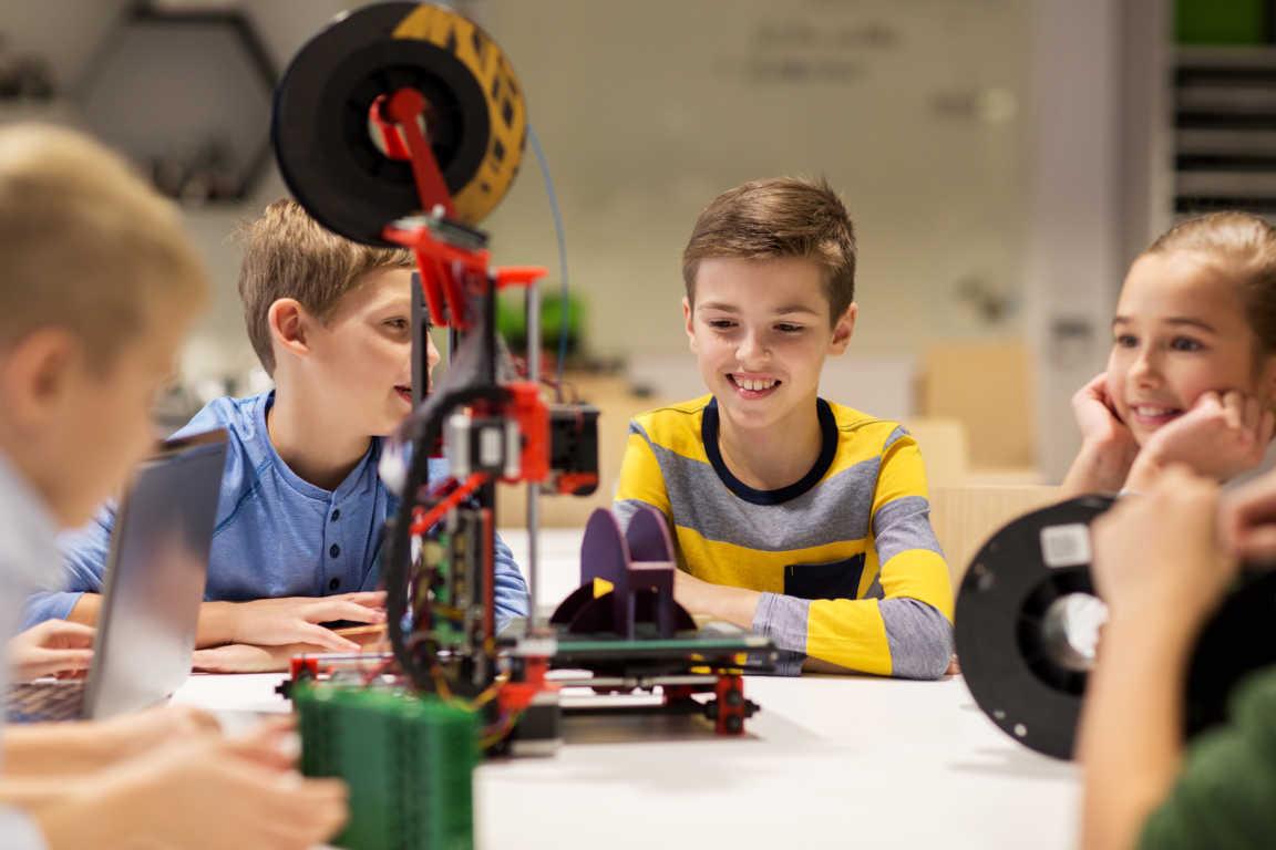 La impresión 3D, diseñar la nueva era