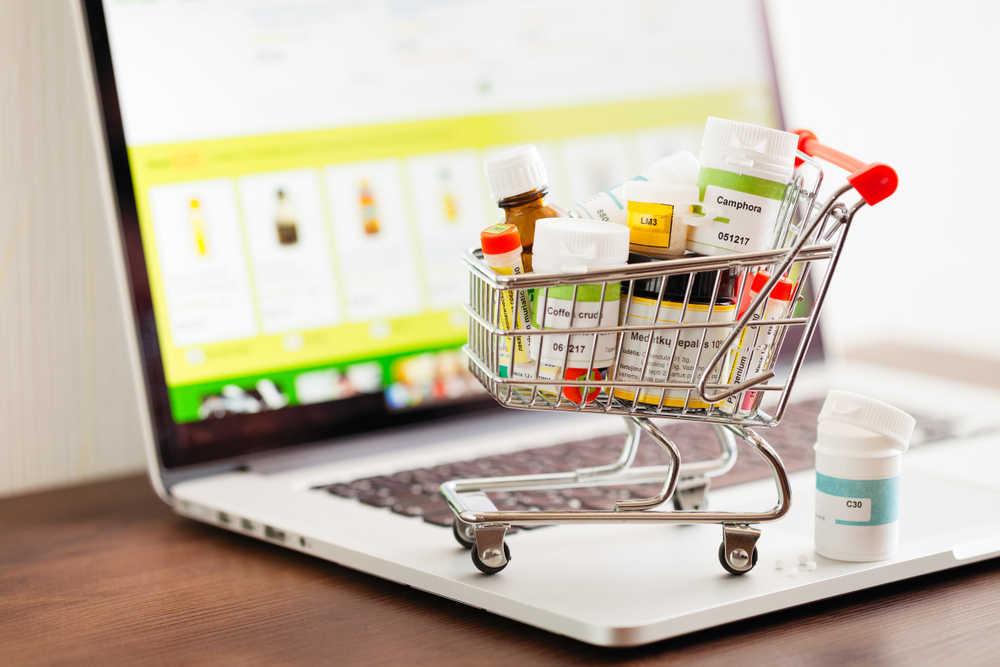 La creación de una farmacia online