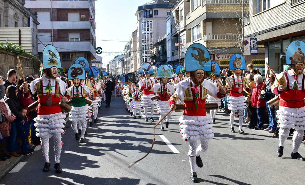 Ir a los carnavales de Galicia es una de las mejores experiencias que puedes vivir