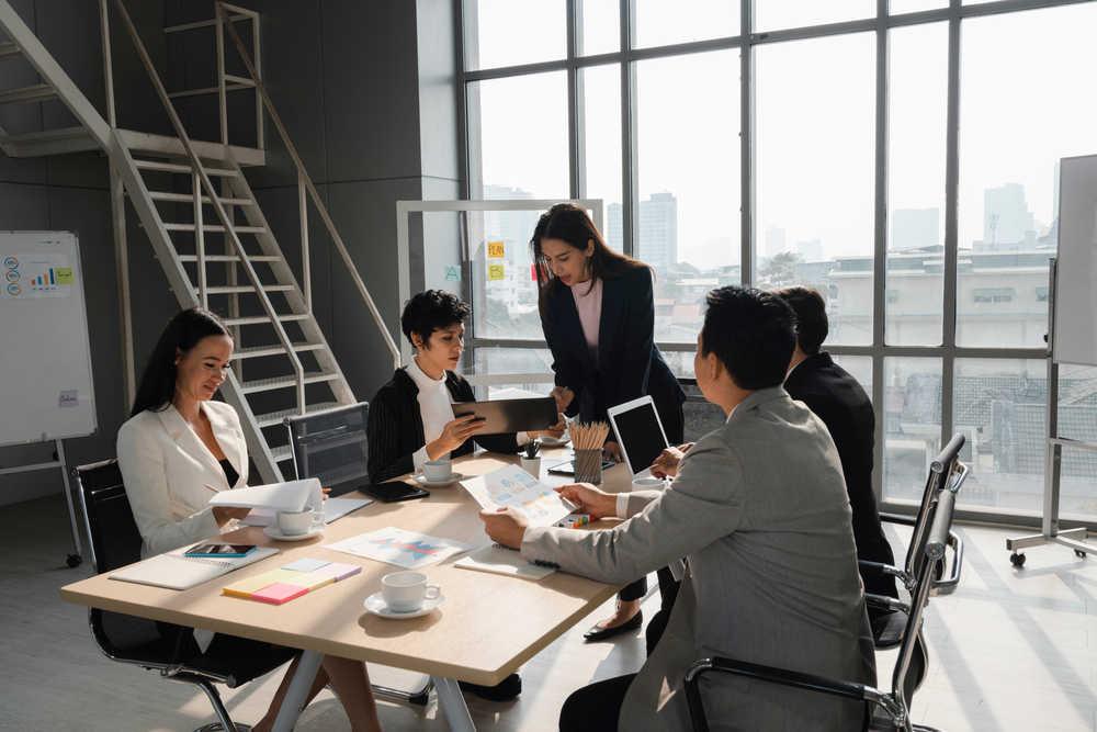 En las empresas, el espacio sí ocupa lugar