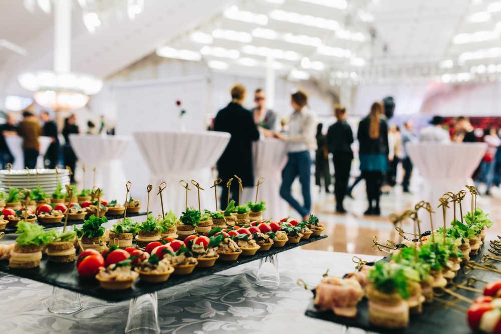 Los factores más importantes para elegir catering para un evento